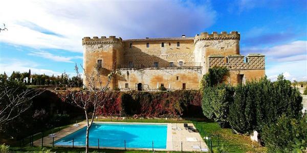 Suite Paso de Guardia in Salamanca