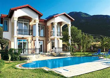 Sun in Turkey