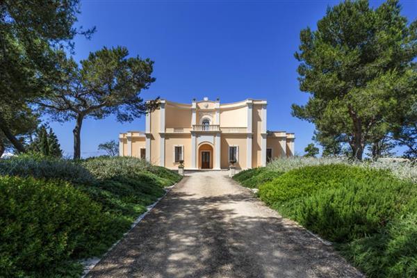 Tenuta Corsari in Provincia di Lecce