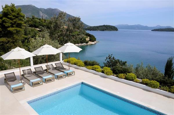 The Beach House in Ionian Islands