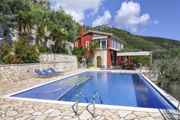 Theodore Lodge in Ionian Islands