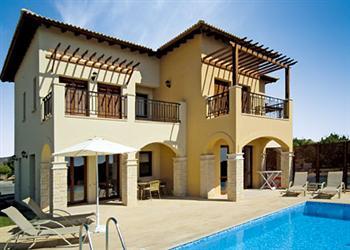 Theseus Village TA02, Aphrodite Hills, Cyprus With Swimming Pool