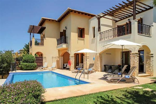 Theseus Village TB01, Aphrodite Hills, Cyprus With Swimming Pool