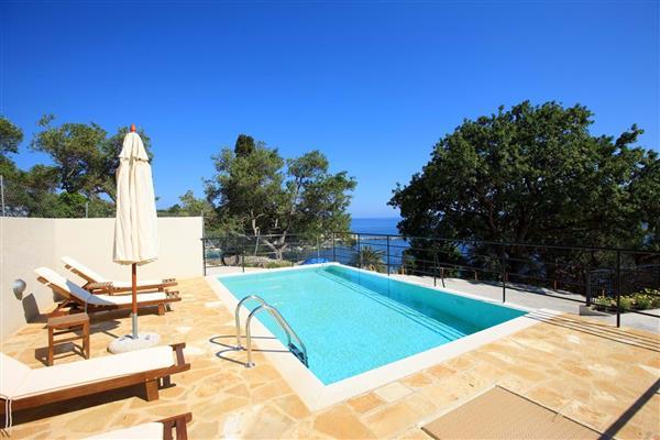 Thyra in Ionian Islands