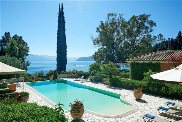 To Perivoli House in Ionian Islands