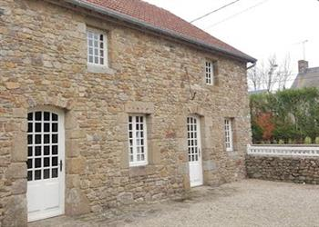 Tourville-sur-Sienne from Cottages 4 You
