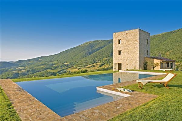 Tower Villa in Provincia di Perugia