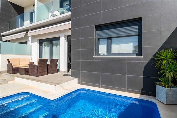 Townhouse Costero in Spain