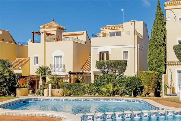 Townhouse Las Brisas Calidas in Spain