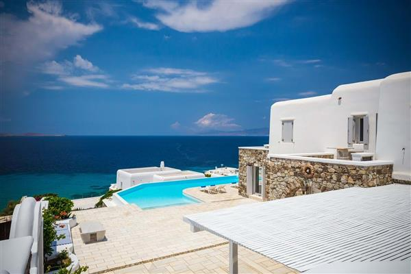 Tramonto d'Oro in Southern Aegean