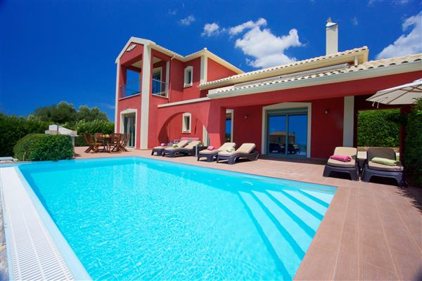 Trapezaki Queen Villa in Ionian Islands