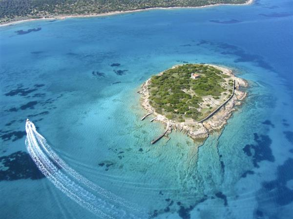 Treasure Island in Central Greece