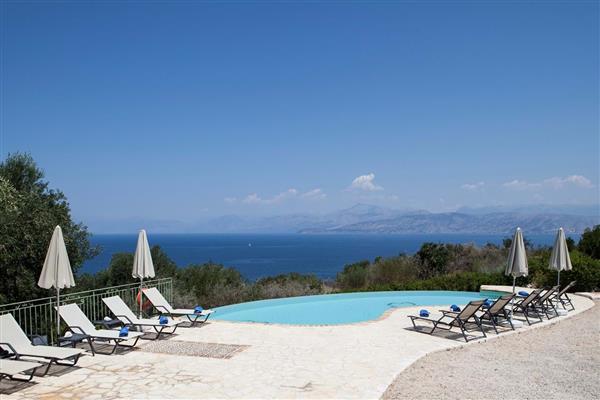 Trelli Rodia in Ionian Islands