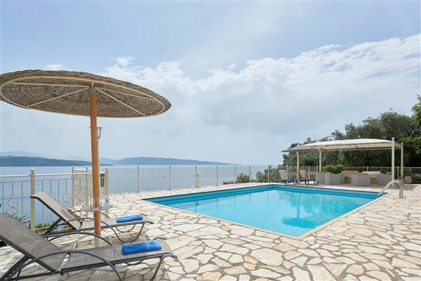 Triton in Ionian Islands