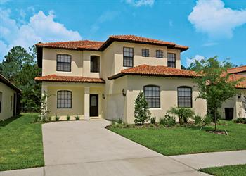 Tuscany Executive V4PP, Tuscany Orlando, Orlando - Florida, United States With Swimming Pool