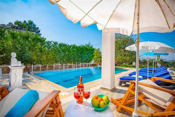 Unique Villa in Turkey