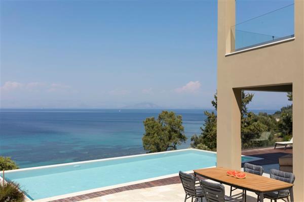 Verde Azur in Ionian Islands