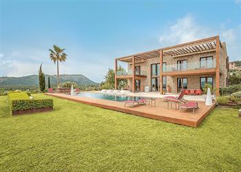 Villa Victoria in Pollensa, Mallorca