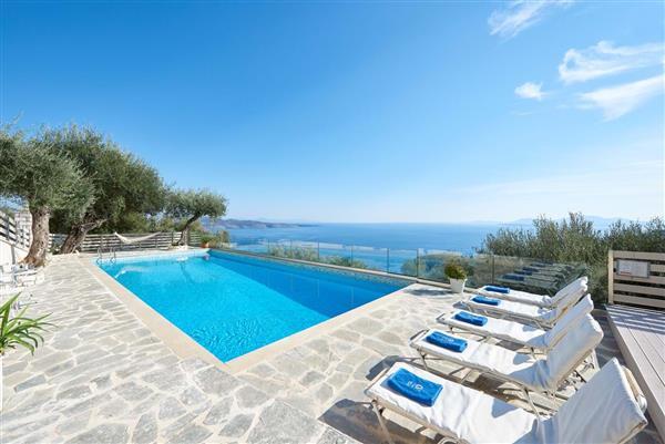 Vigla House in Ionian Islands