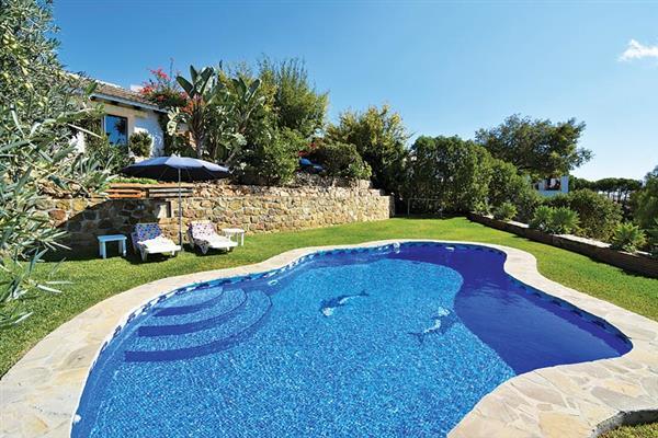 Villa Abajo in Spain