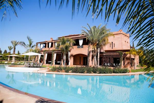 Villa Abbas in Marrakech