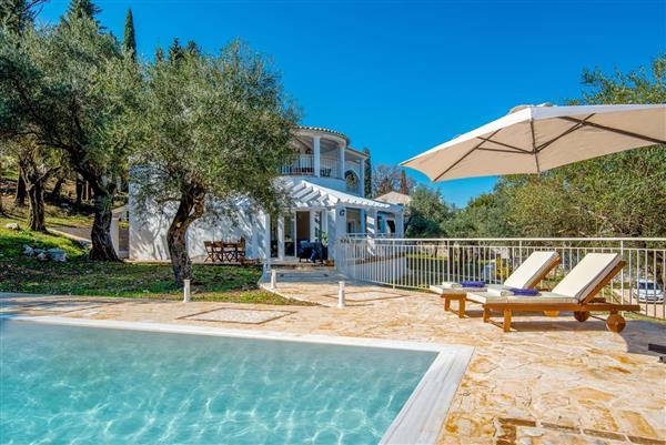 Villa Abelia in Ionian Islands