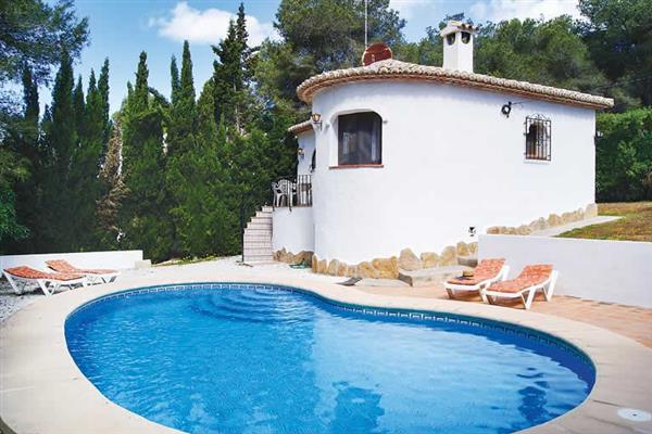 Villa Abeto in Spain