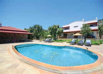 Villa Acar in Turkey