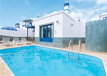 Villa Acomari in Lanzarote
