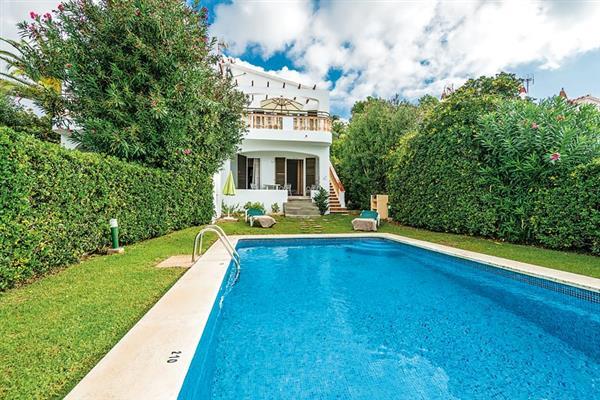 Villa Acuario in Menorca