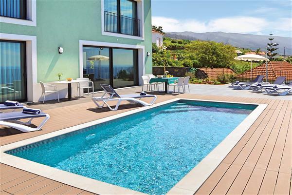 Villa Adam in Portugal