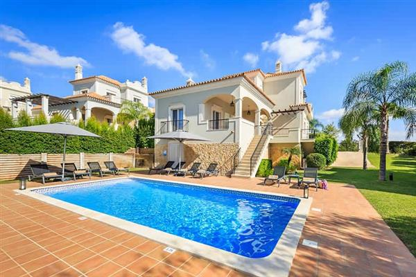Villa Adelle in Portugal