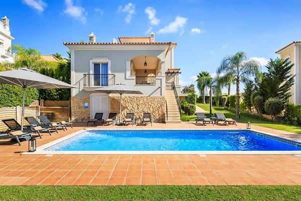 Villa Adette in Portugal