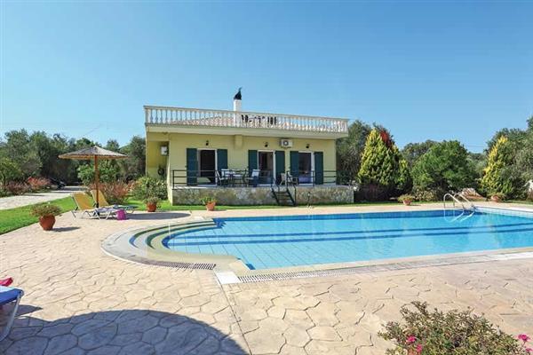 Villa Adonis in Corfu