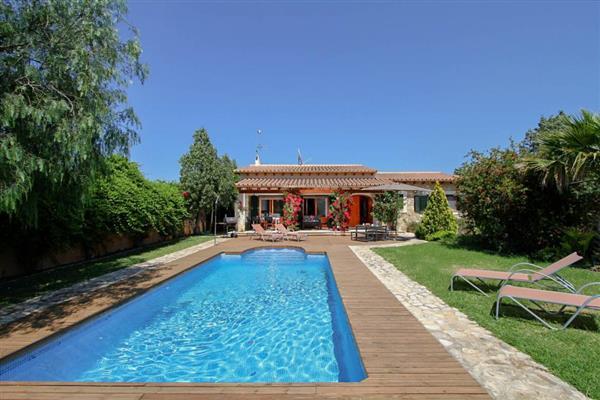 Villa Adriana in Illes Balears