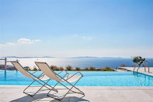 Villa Aegean Blue in Southern Aegean