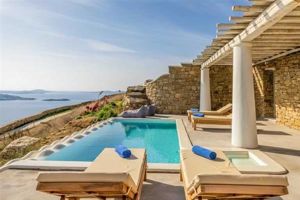 Villa Aegean Mirage in Mykonos