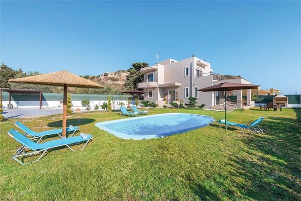 Villa Aelia in Rhodes