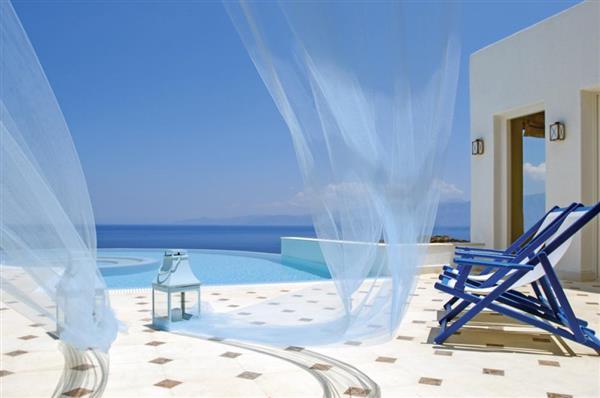 Villa Aellopus in Crete