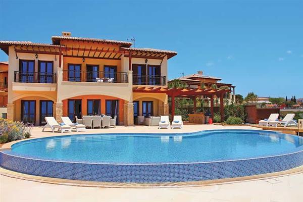 Villa Aeolos in Cyprus