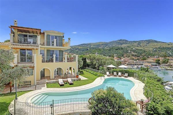 Villa Afroditi in Ionian Islands