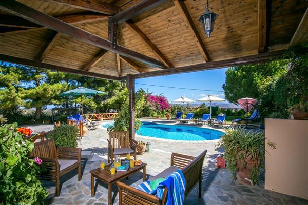 Villa Agapi in Crete