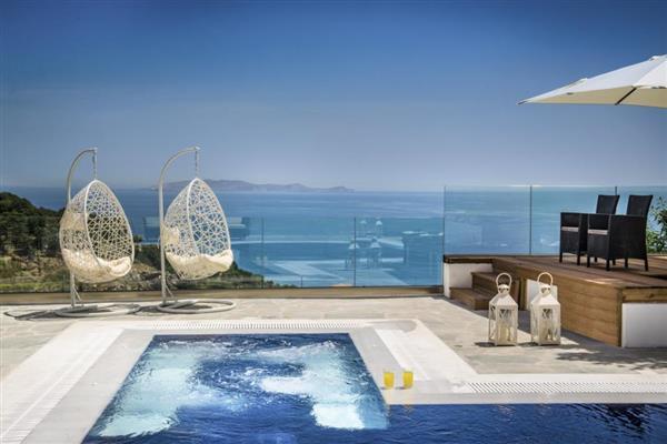 Villa Agapios in Crete