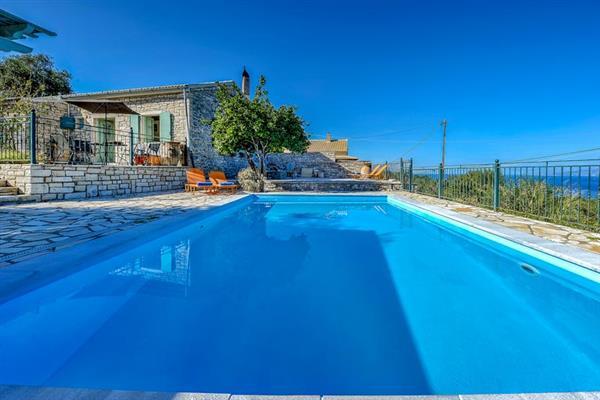 Villa Agathi in Paxos