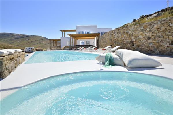 Villa Agea in Southern Aegean