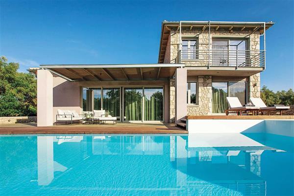 Villa Aggelos in Lefkas