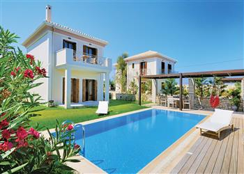 Villa Agios Ioannis Beach in Lefkas