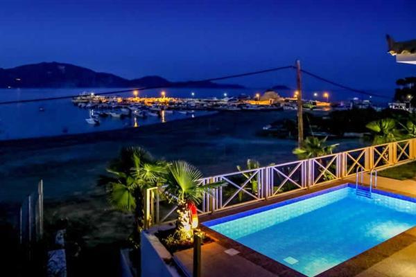 Villa Agios Sostis Bay View in Zakynthos