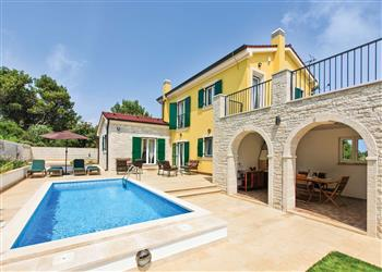 Villa Agostina in Croatia