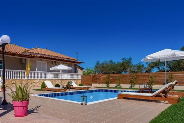 Villa Agrilia in Ionian Islands